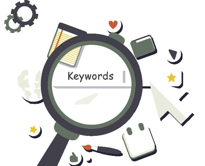 seo services keywords